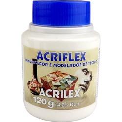 Acriflex - Endurecedor e Modelador de Tecido Acrilex 120g
