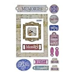 Adesivo Chip Decor 11513A (AD1247) Memórias