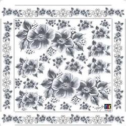 Adesivo Decorativo By Mamiko 19802 (TDM08) - Papoulas