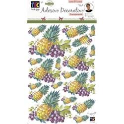 Adesivo Decorativo By Mamiko 21043 (TDM24) - Abacaxi