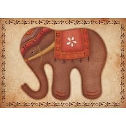 Adesivo Fabi AD80 Elefante Caramelo