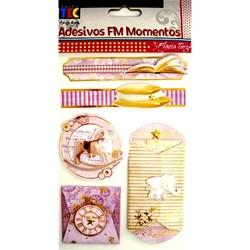 Adesivo FM Momentos 11568A(AD1262) Era uma Vez