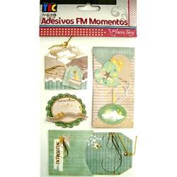 Adesivo FM Momentos 11569A(AD1263) Pequenas Histórias