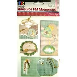 Adesivo FM Momentos 11569B(AD1263) Pequenas Histórias