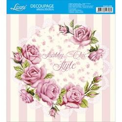 Adesivo Quadrado Litoarte 20x20cm DA20-028 Style