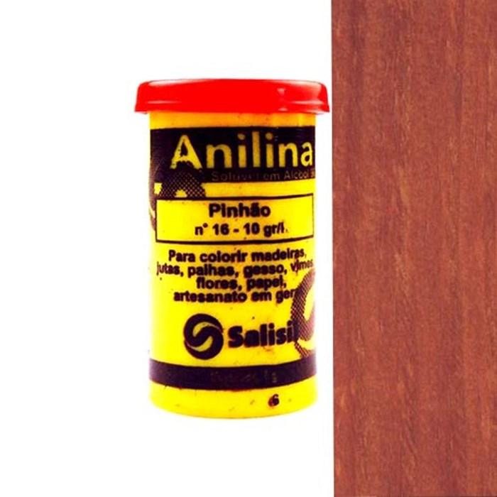 Anilina em Pó Salisil 8gr - 16 Pinhão
