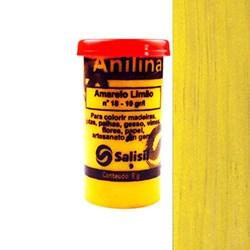 Anilina em Pó Salisil 8gr - 18 Amarelo Limão