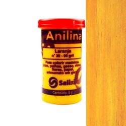 Anilina em Pó Salisil 8gr - 30 Laranja