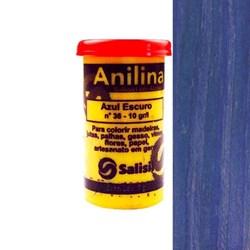 Anilina em Pó Salisil 8gr - 36 Azul Escuro