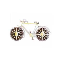 Aplique Chipboard Shaker Box Arte Fácil SB-003 Bicicleta - 1 unid