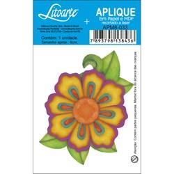 Aplique em Papel e MDF APM8-033 Flor