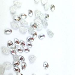 Baguete Cristal 4x6 SR022 - 2 gramas