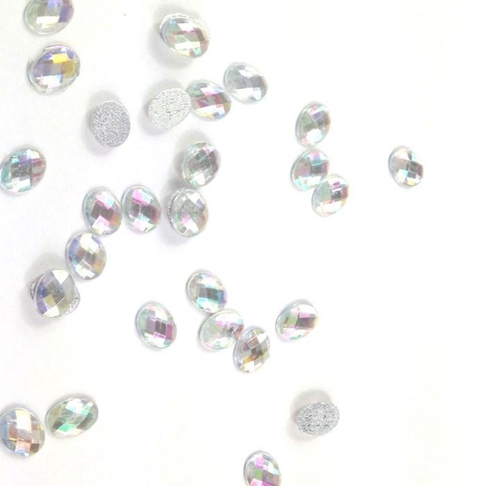 Baguete Cristal 6x8 SR024 - 2 gramas