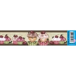 Barra Adesiva Litoarte BDA-IV-339 Cupcake