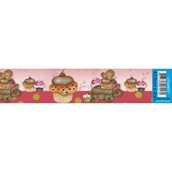 Barra Adesiva Litoarte BDA-IV-368 Cupcake