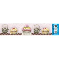 Barra Adesiva Litoarte BDA-IV-401 Cupcake