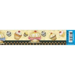 Barra Adesiva Litoarte BDA-IV-402 Cupcake