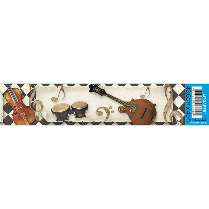 Barra Adesiva Litoarte BDA-IV-444 Instrumentos Músicais