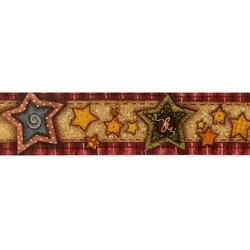 Barra para Decoupage Duna (DN-50216) Estrelas