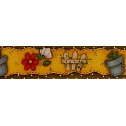 Barra para Decoupage Duna (DN-50302) Flores