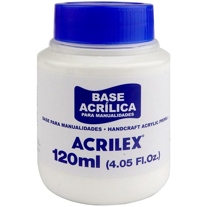 Base Acrilica para Artesanato Acrilex 120mL