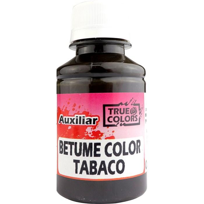 Betume Color Ecológico 100mL True Colors - Tabaco