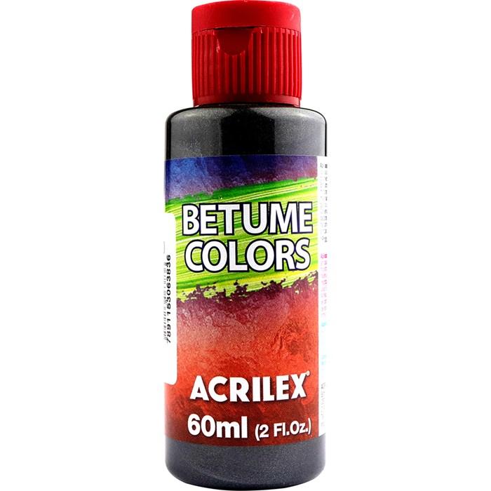 Betume Colors Acrilex 60mL - 530 Grafite