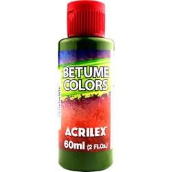 Betume Colors Acrilex 60mL - 545 Verde Olivia