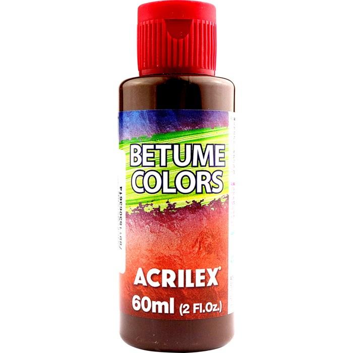 Betume Colors Acrilex 60mL - 814 Chocolate