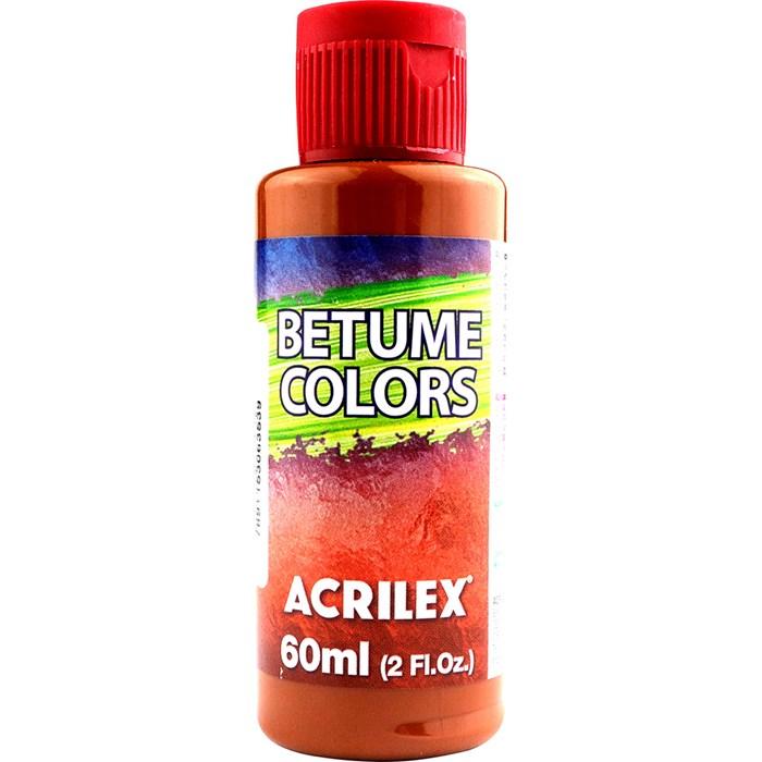 Betume Colors Acrilex 60mL - 815 Castanho Claro