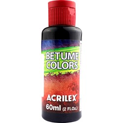 Betume Colors Acrilex 60mL - 936 Gris de Payne