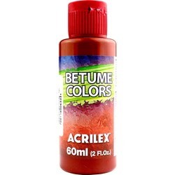Betume Colors Acrilex 60mL - 949 Âmbar
