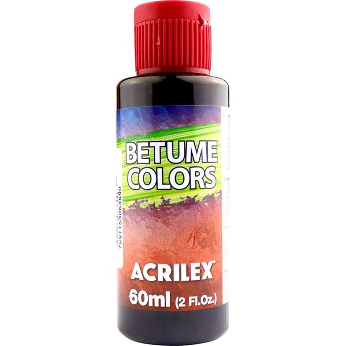 Betume Colors Acrilex 60mL - 953 Marrom Café