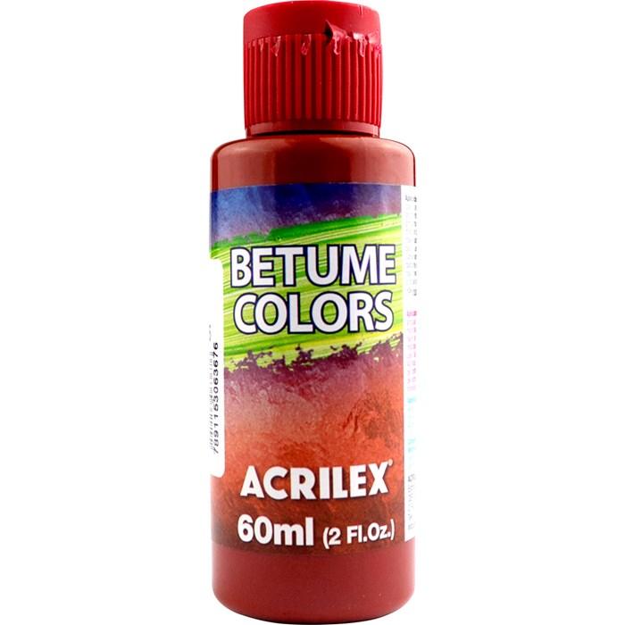 Betume Colors Acrilex 60mL - 955 Peroba