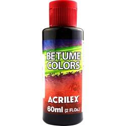 Betume Colors Acrilex 60mL - 956 Nogueira