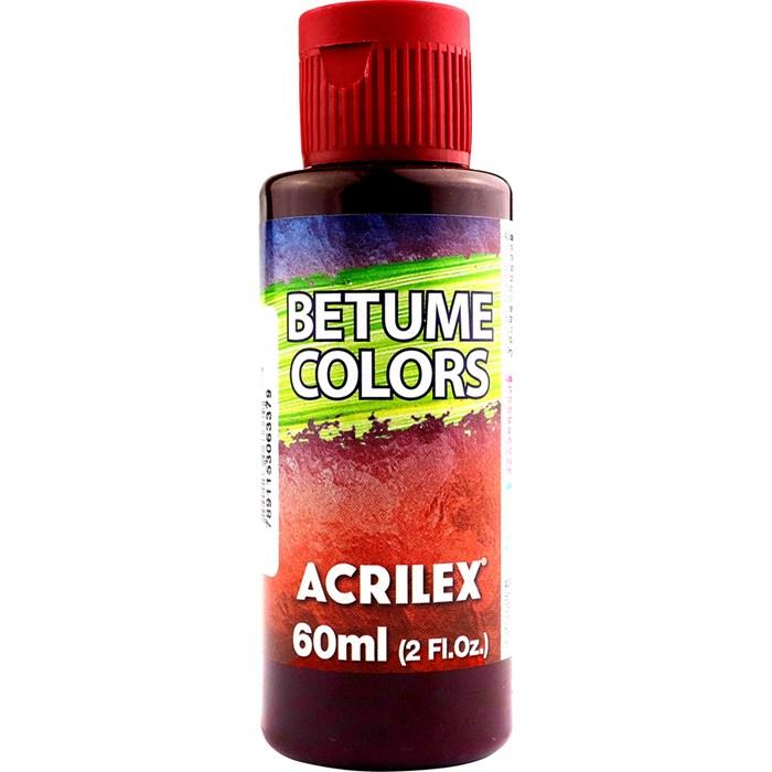 Betume Colors Acrilex 60mL - 957 Black Grape