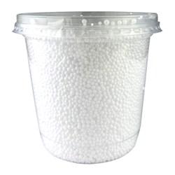 Bola de Isopor Micro 750mL Branca