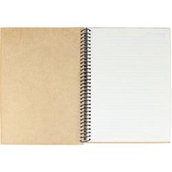 Caderno Capa G 28x20cm MDF-02 - com 96 folhas
