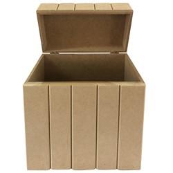 Caixa Formato Livro 24x17x29cm - MDF-98