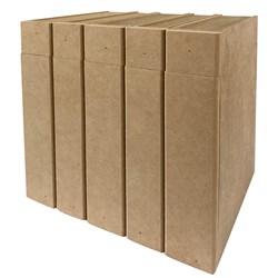 Caixa Formato Livro Vertical - MDF-98