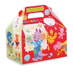 Caixa Maleta Kids - Backyardigans - 12x12x8cm - com 10 unidades
