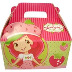 Caixa Maleta Kids - Moranguete 12x12x8cm - com 10 unidades