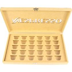 Caixa para Cápsula NESPRESSO 35x21x5cm MDF-31 - 30 cápsulas