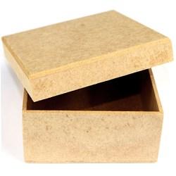Caixa Quadrada 10x10x5cm MDF-80
