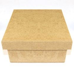 Caixa Quadrada 11x11x5cm MDF-78