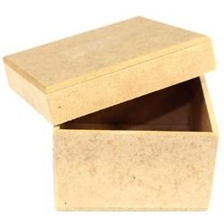 Caixa Quadrada 8x8x5cm MDF-76