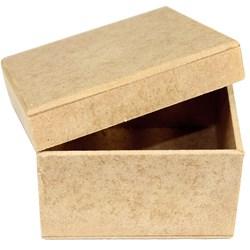 Caixa Quadrada 9x9x5cm MDF-77
