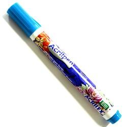 Caneta Marcador Acrilpen Acrilex 20mL - 503 Azul Celeste