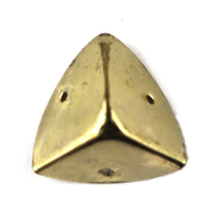 Cantoneira G 36049-2 Ouro - com 4 unidades
