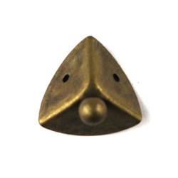 Cantoneira P com Pé 36046 Ouro Velho - com 4 unidades